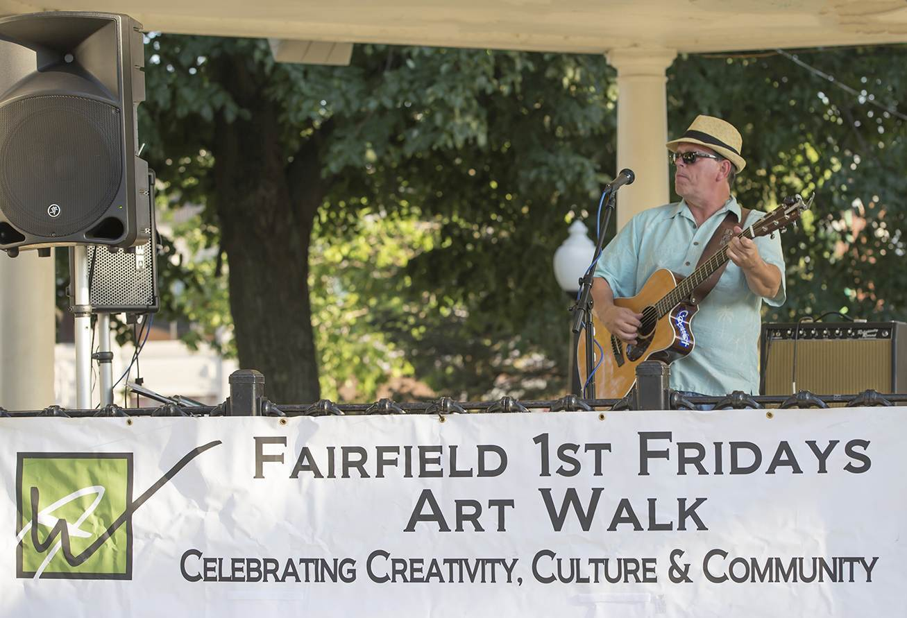 Fairfield First Fridays