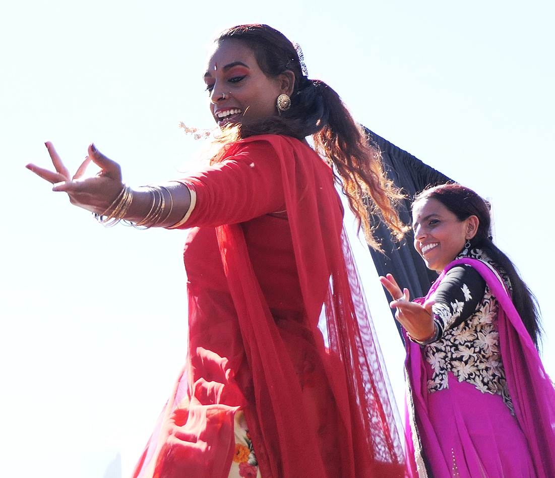 World Fair Field International Festival on Saturday