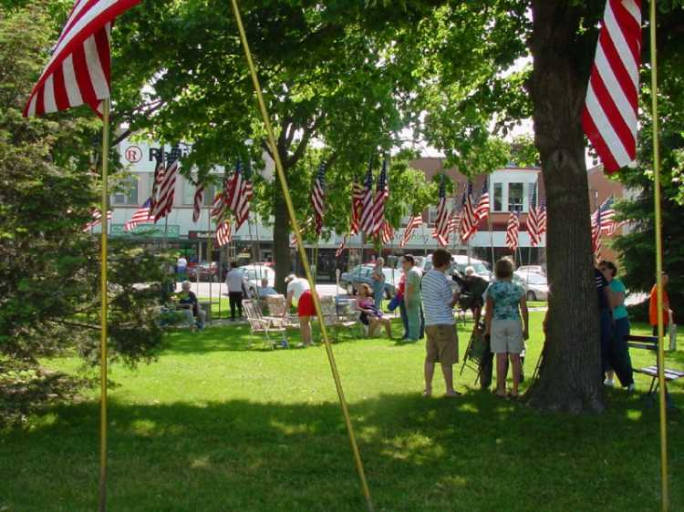 Memorial Day on the Square