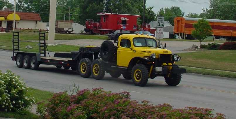 Dodge Power Wagon Rally